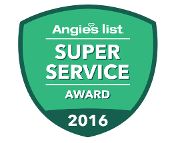 Angie's List Super Service 2016